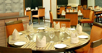 Conference facility at The Metropole Hotel, Ahmedabad
