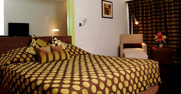 Rooms at The Metropole Hotel, Ahmedabad